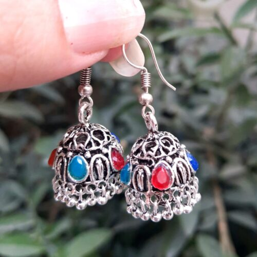Gem-stoned Earrings