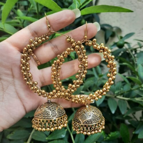 Antique Golden Ear Bali