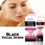 Dr Rashel Black Whitening Facial Scrub