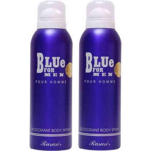 Blue (for men) body spray
