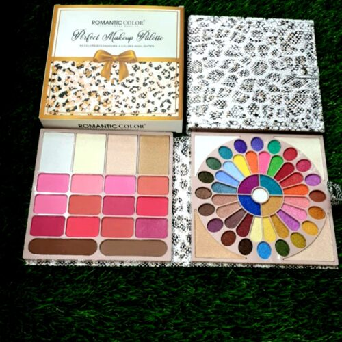 EyeShadow colors by Romantic color